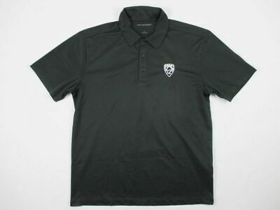 Port Authority Polo (Port Authority - Black Poly Polo Shirt (L) - Used)