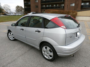 2005 Ford Focus, Very Low Kilometers Only 98,663 Kms {Certified}