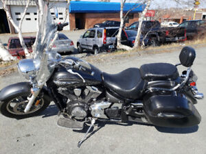 2012 Yamaha V-Star 1300 * Asking $5,700 OBO * 21k NEW MVI
