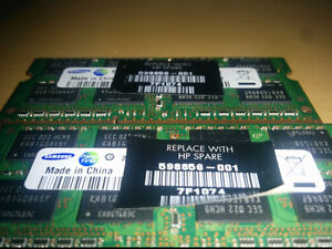 laptop/notebook 4GB  DDR3 memory - Boost your laptop/netbook!