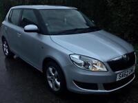 2013 Skoda Fabia 1.2 Petrol 5 Door Hatchback
