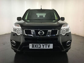 2013 NISSAN X-TRAIL TEKNA DCI DIESEL AUTO 4WD 1 OWNER SERVICE HISTORY FINANCE PX