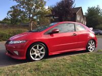 Honda Civic type-r GT for sale