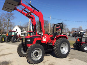 2018 Mahindra 5570 Tractor 4x4 -Worlds #1 Selling Tractor Brand!
