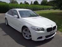 BMW 5 SERIES 525D M SPORT 2011/11