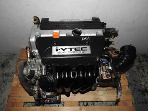 MOTEUR HONDA CRV 2.4 2002 2003 2004 2005 2006 K24A VTEC K24A2