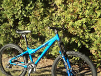 2006 Gary Fisher Mullet Hardtail Mountain Bike