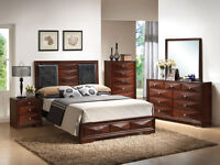 All Our Bedroom Sets Are Less Than Half Price from $895 Only!!!