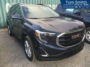 2018 GMC Terrain SLE  INFOTAINMENT PKG I/POWER SUNROOF/HEATED SE