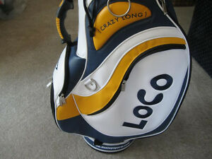 Loco PRO TOUR CART GOLF BAG 10.5 inches