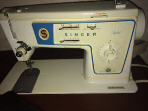 Sewing Table with Fully Functional machine