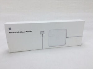 60w  Genuine APPLE  ADAPTER B. NEW