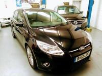 STUNNING 2012 Ford Focus 2.0 TDCi ( 163ps ) Titanium X AUTOMATIC - ONLY 33k !