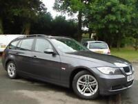 2007 57 BMW 3 SERIES 2.0 320D SE TOURING 5D 175 BHP DIESEL