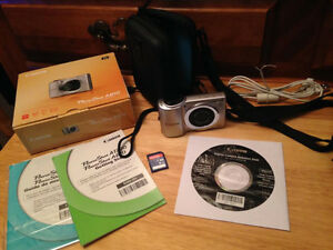 Like New Canon Digital Camera - REDUCED