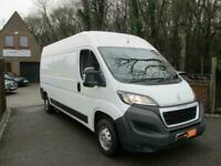 2017 (67) PEUGEOT BOXER 335 L3 H2 PROFESSIONAL 2.0 BLUE HDi MED ROOF + EURO 6