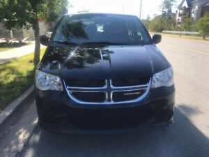 2015 Dodge Grand Caravan Minivan, Van