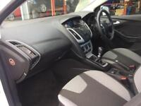 2014 Ford Focus 1.6cdti Zetec 5dr H149r 5 door Hatchback