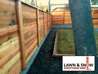 Fence Installations - Openings Available This Fall!