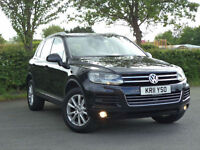 Volkswagen Touareg 3.0TDI V6 BlueMotion Tech auto 2009MY SE Sorround Camera