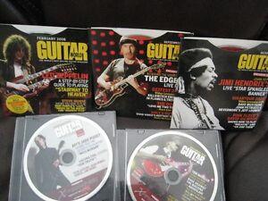 Guitar World CDs