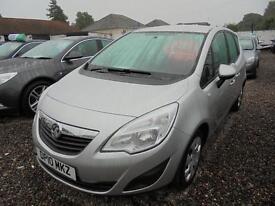 Vauxhall/Opel Meriva 1.3CDTi ( 75ps ) ( a/c ) 2011MY Exclusiv