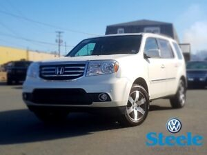 2013 Honda PILOT TOURING - One owner, Trade in, Loaded