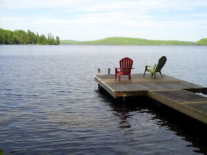 Beautiful Family Cottage - Baptiste Lake