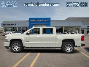 2018 Chevrolet Silverado 1500 High Country  - Navigation -  Leat