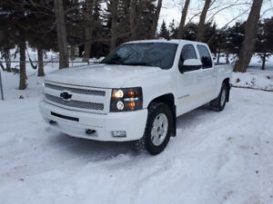 2009 Chevy Silverado LTD