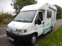 Autocruise Starfire 2 Berth End Kitchen Motorhome For Sale
