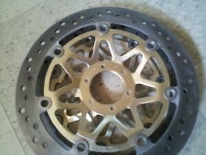 New Used Rotors 1998 CBR900 Fire Blade RR -OEM From Honda Belleville Belleville Area image 3
