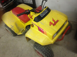 Wanted: Yamaha 4 Zinger or Tri Zinger Parts