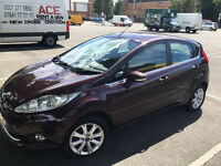 Ford Fiesta Design low insurance 1.4