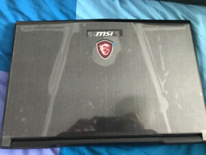 MSI GE63 RAIDER RGB 8RF BRANDNEW negociable