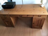 Wooden desk! Only available until wednesday!!