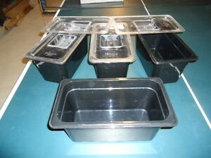 Polycarbonate Food Inserts