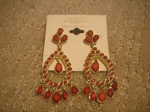 Brand New Amrita Singh Chandelier Earrings London Ontario image 1