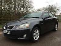 Lexus IS 220d 1 former owner full service history