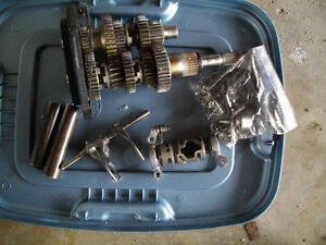 99 - 05 harley 5 speed transmission dyna softtail tourin offers