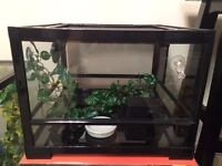 National Geographic Reptile Cage