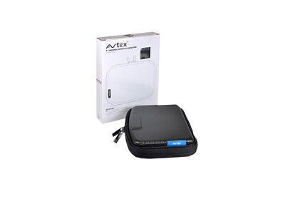 AVTEX CARRY CASE COVER FITS GARMIN CAMPER 660LMT-D 760LMT-D 770LMT-D GPS SAT NAV
