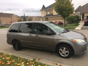 2005 Mazda MPV ES Alloy Rims, Keyless Entry