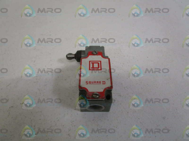 SQUARE D LIMIT SWITCH 9007 BD-53 REV. G *USED*