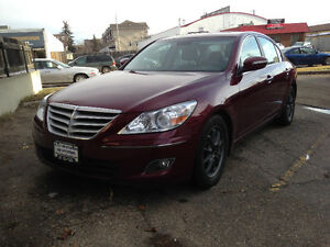 2009 Hyundai Genesis Leather Loaded Sedan