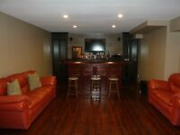 Complete Or Partial Basement Renovations