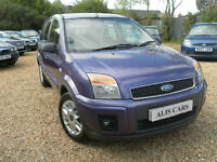 Ford fiesta Fusion 1.4 2007 Zetec Climate SOLD SOLD