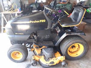 22HP Poulan Pro