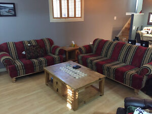 Couch+loveseat Windsor Region Ontario image 1