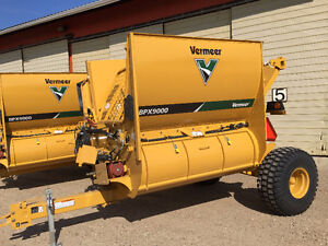 2017 Vermeer BPX9000 Bale Processor - 0% for 60 Months!